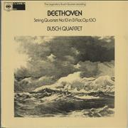 Click here for more info about 'Ludwig Van Beethoven - Beethoven String Quartet No. 13 In B Flat, Op. 130'