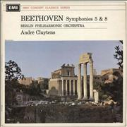 Click here for more info about 'Ludwig Van Beethoven - Beethoven: Symphony No. 5 In C Minor, Symphony No. 8 In F'
