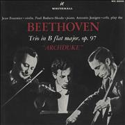 Click here for more info about 'Ludwig Van Beethoven - Beethoven: Trio In B Flat Major, Op. 97