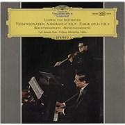 Ludwig Van Beethoven Beethoven: Violinsonaten A-Dur Op.47 Nr. 9 ? F-Dur Op.24 Nr.5 (Kreutzersonate Frühlingssonate) Germany vinyl LP