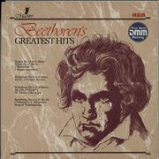 Click here for more info about 'Ludwig Van Beethoven - Beethoven's Greatest Hits'