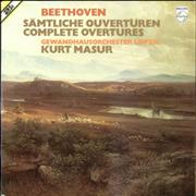 Click here for more info about 'Ludwig Van Beethoven - Complete Overtures'