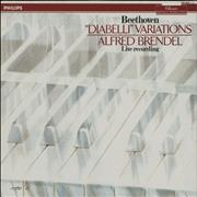 Ludwig Van Beethoven Diabelli Variations Netherlands vinyl LP