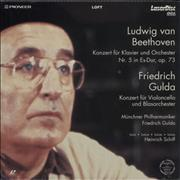 Click here for more info about 'Ludwig Van Beethoven - Konzert Fur Klavier Und Orchestra Nr. 5 - Sealed'