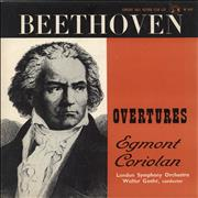 Click here for more info about 'Ludwig Van Beethoven - Overtures'