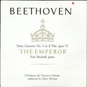 Click here for more info about 'Beethoven: Piano Concerto No. 5 in E Flat, Opus 73