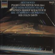 Click here for more info about 'Ludwig Van Beethoven - Piano Concertos No. 2 & 4'