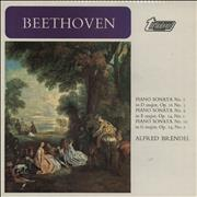 Click here for more info about 'Ludwig Van Beethoven - Piano Sonatas No. 7, 9, & 10'