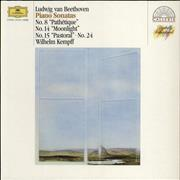 Click here for more info about 'Ludwig Van Beethoven - Piano Sonatas (No. 8