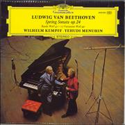 Click here for more info about 'Ludwig Van Beethoven - Spring Sonata Op. 24 · Rondo WoO 41 · 12 Variationen WoO 40'