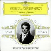 Click here for more info about 'Ludwig Van Beethoven - Streichquartette D-Dur Op. 18 Nr. 3 und C-mol, Op. 18 Nr. 4'