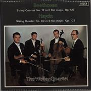 Click here for more info about 'Ludwig Van Beethoven - String Quartet No. 12 In E Flat Major, Op. 127 - 1st WB'