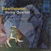 Click here for more info about 'Ludwig Van Beethoven - String Quartet No. 15 In A Minor Op.132'