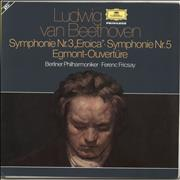 Click here for more info about 'Ludwig Van Beethoven - Symphonie No. 3 - Eroica / Symphonie Nr. 5 · Egmont-Overtüre'