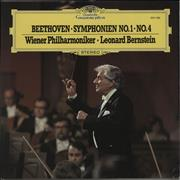Click here for more info about 'Ludwig Van Beethoven - Symphonien No. 1 & No. 4'