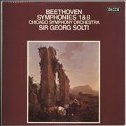 Click here for more info about 'Ludwig Van Beethoven - Symphonies 1 & 8'