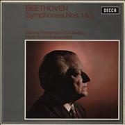 Click here for more info about 'Ludwig Van Beethoven - Symphonies Nos. 1 & 2'
