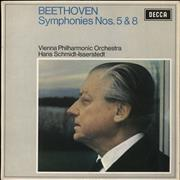 Click here for more info about 'Ludwig Van Beethoven - Symphonies Nos. 5 & 8'