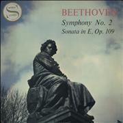 Click here for more info about 'Ludwig Van Beethoven - Symphony No. 2 / Sonata In E, Op. 109'