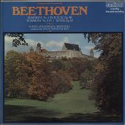 Click here for more info about 'Ludwig Van Beethoven - Symphony No. 4 In B Flat, Op. 60 / Symphony No. 5 In C Minor, Op. 67'