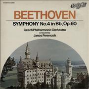 Click here for more info about 'Ludwig Van Beethoven - Symphony No. 4 in Bb, Op.60'