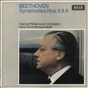 Click here for more info about 'Ludwig Van Beethoven - Symphony No. 5 & No. 8'