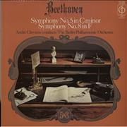 Click here for more info about 'Ludwig Van Beethoven - Symphony No. 5 in C Minor / Symphony No. 8 in F'