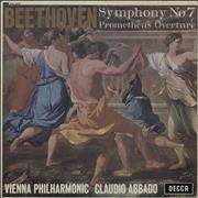 Click here for more info about 'Ludwig Van Beethoven - Symphony No. 7 - boxed label'