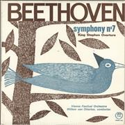 Click here for more info about 'Ludwig Van Beethoven - Symphony No. 7 in A Major, Op.92 / King Stephen Overture, Op.117'