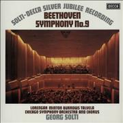 Click here for more info about 'Ludwig Van Beethoven - Symphony No. 9 - 180gm'