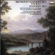 Click here for more info about 'Ludwig Van Beethoven - Symphony No. 9 'Choral' / Symphony No. 8'