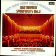 Click here for more info about 'Ludwig Van Beethoven - Symphony No. 9'