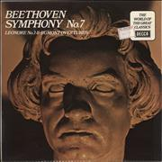 Click here for more info about 'Ludwig Van Beethoven - Symphony No.7 / Leonore No.3 & Egmont Overtures'