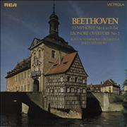 Click here for more info about 'Ludwig Van Beethoven - Sympony No. 4 In B Flat Op. 60 / Leonore Overture No. 2 Op. 72'