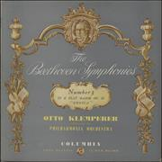 Click here for more info about 'Ludwig Van Beethoven - The Beethoven Symphonies: No. 3 'Eroica' - blue and gold'