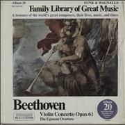 Click here for more info about 'Ludwig Van Beethoven - Violin Concerto Opus 61 - The Egmont Overture'