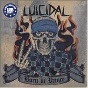 Click here for more info about 'Luicidal - Born In Venice - Blue - Sealed'