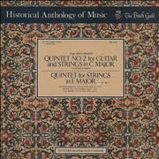Click here for more info about 'Luigi Boccherini - Quintet No. 2 For Guitar And Strings in C Major / Quintet For Strings in E Major'