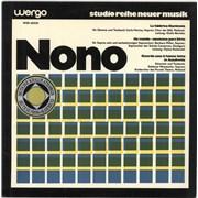 Click here for more info about 'Luigi Nono - La Fabbrica Illuminata'