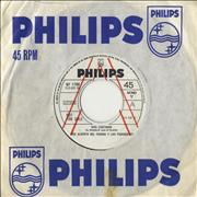 """Luis Alberto Del Parana Y Los Paraguyos Vivo Cantando UK 7"""" vinyl Promo"""