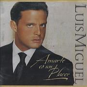 Click here for more info about 'Luis Miguel - Amarte Es Un Placer'