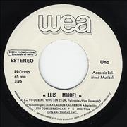 Click here for more info about 'Luis Miguel - Yo Que No Vivo Sin Ti '