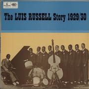 Click here for more info about 'Luis Russell - The Luis Russell Story 1929-30 - 1st'