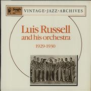 Click here for more info about 'The Luis Russell Story 1929-30'