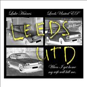 Click here for more info about 'Luke Haines - Leeds United EP'