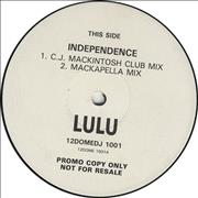 Click here for more info about 'Lulu - Independence'