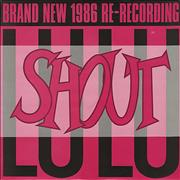 Click here for more info about 'Lulu - Shout - '86 Re-Recording'