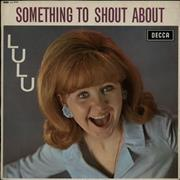 Click here for more info about 'Lulu - Something To Shout About'