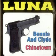 Luna Bonnie And Clyde UK CD single