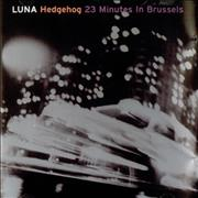 Luna Hedgehog UK CD single